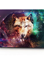 Wolf Pattern MacBook Computer Case For MacBook Air11/13 Pro13/15 Pro with Retina13/15 MacBook12