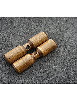 Button1 Set/Button/Wood/BrownSewing Tools