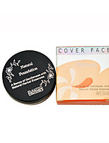 Concealer/Contour Powder Long Lasting / Concealer / Uneven Skin Tone / Natural Face MAYCHEER Deep Skin Color