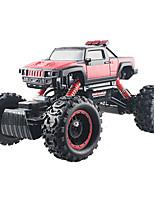 Buggy 1:14 RC Car 2.4G Rot / Blau / Grün Fertig zum MitnehmenFerngesteuertes Auto / Fernsteuerung/Sender / Akku-Ladegerät / USB - Kabel /