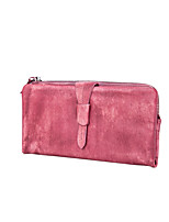 Casual / Office & Career / Shopping-Wallet-Cowhide-Women