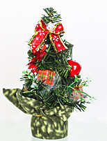 simulation de noël 20cm petit arbre de Noël