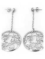 Women's Drop Earrings Costume Jewelry Stainless Steel Jewelry For Party Daily Casual Sports