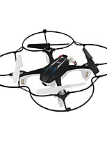 רחפן RC M9916 4CH 6 ציר 2.4G עם מצלמה RC Quadcopter טיסת פליפ (התהפכות) 360 מעלות שחור / כסוף