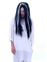 Halloween Wigs Halloween Supplies Halloween 60 Centimeters Ghost Festival Sadako Ghost Wig