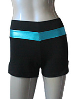 Ballet Bottoms Women's / Children's Training Cotton / Lycra / Metal 1 Piece High Shorts