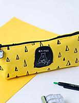 Mua Bear Inverted Trapezoidal Pen Bag