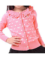 Girl Casual/Daily Polka Dot Blouse,Cotton Winter / Fall