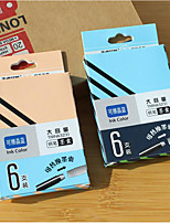 универсальные синие чернила мешок чернил (6шт)