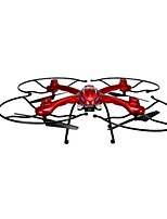 MJX X102H X - SERIES RC Quadcopter - RED