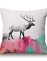 1 pcs Nonwovens  Pillow CaseFloral / Beautiful  Novelty Euro