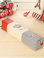 Multi-Functional Stationery Pen Canvas Bag