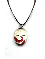 Inspired by Naruto Haku Anime Cosplay Accessories Necklace Silver Alloy