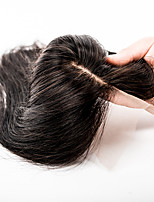 4x4 Closure Middle Part Straight Human Hair Closure
