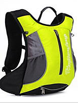 12 L רכיבה על אופניים תרמיל / טיולי תרמיל / ערכות תיקי גב מחנאות וטיולים / טיפוס / ספורט פנאי / רכיבה על אופניים / ריצה טבע עמיד למים