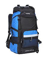 45 L Paquetes de Mochilas de Camping / Bolsa de Viaje / Organizador de Viaje / mochila / Mochila Acampada y Senderismo / Escalar / Viaje