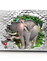 3D Elephant Pattern MacBook Computer Case For MacBook Air11/13 Pro13/15 Pro with Retina13/15 MacBook12