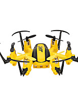 Drone JJRC H20H 4CH 6 Axis 2.4G RC Quadcopter One Key To Auto-Return RC Quadcopter / USB Cable / User Manual / Screwdriver Yellow
