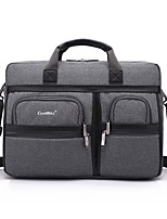 15.6 inch Multi-compartment Laptop Shoulder Bag  with Strap notebook Bag Hand Bag for Macbook 13.3 15.4 inch Laptop