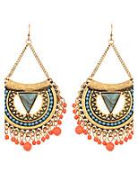 Women's Drop Earrings Jewelry Costume Jewelry Alloy Jewelry For Wedding Party