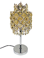 Table Lamps Warm White / Cool White Crystal 1 pcs/Touch Switch/Dimmable