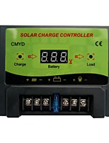 PWM 12/24V 20A LED Battery Auto Regulator Solar Charge Controller with Complete Protections