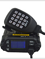 QYT Vehicle Mounted / Anolog KT-8900DFM Radio / Emergency Alarm / PC Software Programmable / Voice Prompt / VOX / Backlight / High & Low