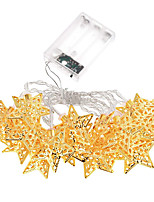 Holiday Light Stars LED Strip 20 Lamp Balls/Set LED String For Wedding Party Fairy Lights Christmas Decoration