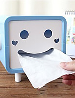 1Pc Random Color Original Home kitchen Supplies Facial Tissue Holders Multifunctional