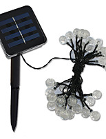20 led solar Christmas lights string