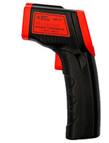 AS390 Infrared Thermometer (Red)