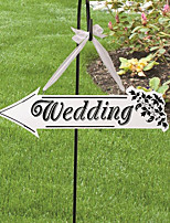 Wooden Festival Party Wedding Creative Sign Creative Wedding Wooden Bridal