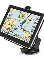 7-Inch 4G High-Definition Large-Screen Exports Europe North America South America Middle East GPS Car Navigation System