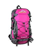 40 L Tourenrucksäcke/Rucksack / Travel Duffel / Rucksack Camping & Wandern / Klettern / Reisen Draußen tragbar Rot / andere Nylon