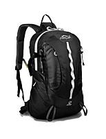 28 L Randonnée pack / Voyage Duffel / sac à dos Camping & Randonnée / Escalade / Sport de détente / Voyage Extérieur VestimentaireRouge /