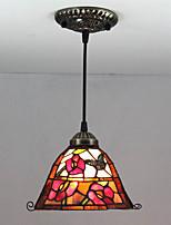 25W מנורות תלויות ,  מסורתי/ קלאסי / וינטאג' צביעה מאפיין for סגנון קטן מתכת חדר שינה / כניסה