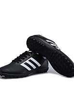 Soccer Shoes Men's Anti-Slip Anti-Shake/Damping Wearproof Breathable Outdoor Low-Top Synthetic Microfiber PU Soccer/Football