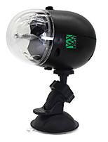 5W Festón Luces LED de Escenario Rotatoria 1 LED de Alta Potencia 300-400 lm RGBActivada por Sonido / Recargable / Decorativa /