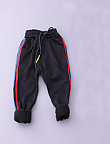 Boy Casual/Daily Striped Pants-Cotton Winter / Fall
