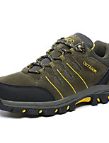 Sneakers Hiking Shoes Mountaineer Shoes Men's Anti-Slip Anti-Shake/Damping Wearable Breathable Sweat-Wicking Outdoor Low-Top Fabric