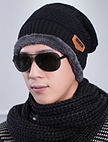 Cap baseball cap Hat thickening knitted cap cap outdoor sports leisure boom Breathable / Comfortable