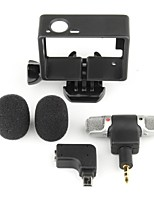 Accessories For GoPro MicrophoneFor-Action Camera,Gopro Hero 4 Universal
