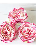 шляпа Головной убор цветок тапочки поделки моделирования цветок шелк цветок пиона