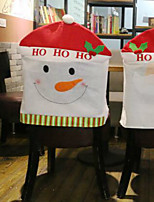 Creative Snowman Chair Set Of Christmas Ornaments
