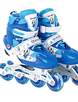 Children skating rollerblading security suite Inline Skates for children Kid's Breathable PU PVC Skate