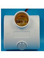 suporte da lâmpada sensor infravermelho interruptor do sensor ajustável 86 corredor