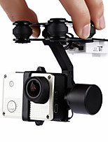 Accessories Gimbal Black Metal 1 Piece