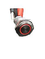 16mm en acier commutateur à bouton-poussoir en métal inoxydable pur