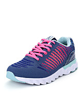 Women's Athletic Shoes Spring Summer Fall Winter Comfort Tulle Athletic Purple Gray Running Basketball