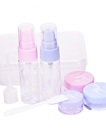 Beauty bottles empty bottles of cosmetics sub - bottles of plastic bottles of pressure bottles spray bottle travel suite